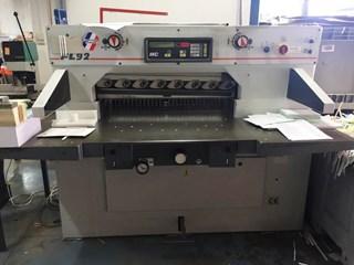 FL 92 MC 切纸机