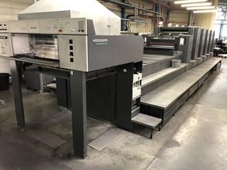 Heidelberg CD 102-5+LX2 Machines offset à feuilles