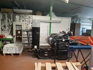 Heidelberg KSBA-P Die Cutters - Automatic and Handfed