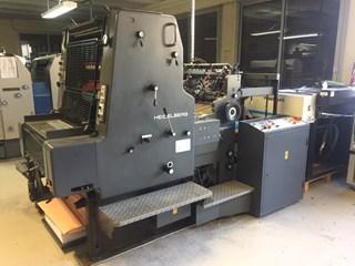 Heidelberg MO-S+ Gebrauchte Bogenoffsetmaschinen
