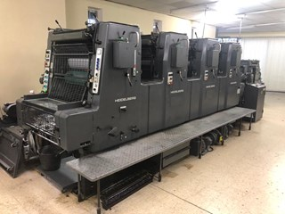 Heidelberg MOVP-S Sheet Fed