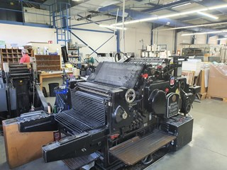 Heidelberg SBG Die Cutters - Automatic and Handfed