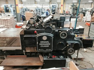 Heidelberg SBG-P Die Cutters - Automatic and Handfed