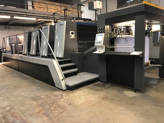 Heidelberg XL 106-4 18K Sheet Fed