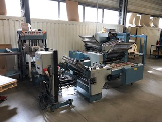 MBO B32-S FP76 / 120 Folding Machines