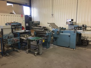 MBO T640-F Folding Machines
