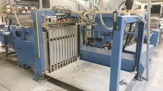 MBO T 960-FP 110 + Palamides Folding Machines