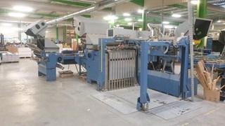 MBO T 960-FP 110 and Palamides BA700 Folding Machines