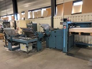 MBO TS72-FP76/120 Falzmaschinen
