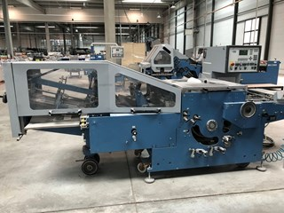 MBO ZSF-66 Folding Machines