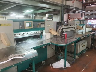 Perfecta 115 TVC Guillotines/Cutters