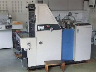 Ryobi 510 单张纸胶印机