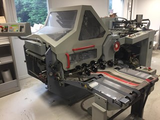 Stahl KD 66/4-KTL-FD-T Falzmaschinen