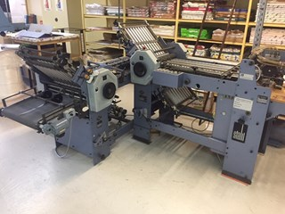 Stahl T49.4-F Folding machines