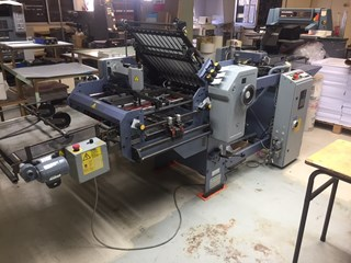 Stahl T 52.3/4-F Folding machines