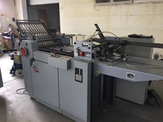 Stahl Ti 52 4/4 Folding machines