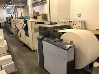 Xerox Sedona 1300 & Hunkeler CS4 Digital Printing