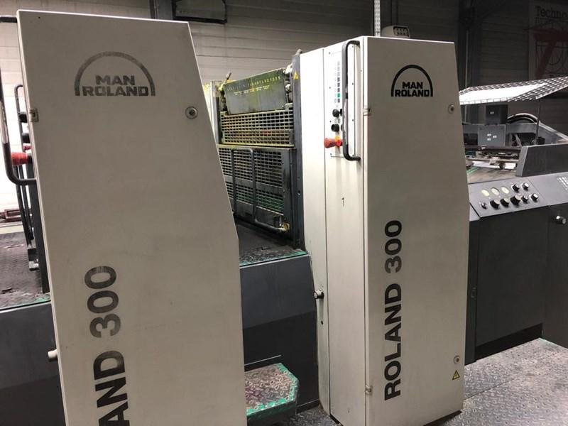 Man-Roland R 304 HOB