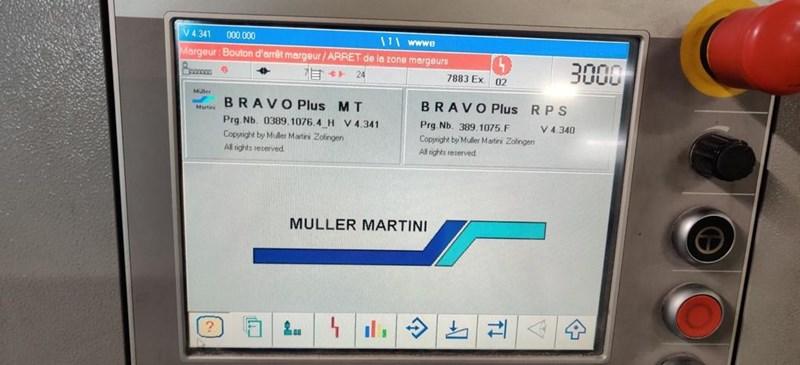 Müller Martini BravoPlus Amrys