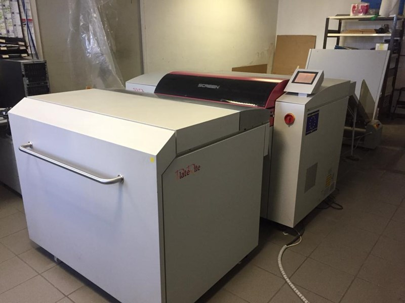 CTP Screen PT-R 4100
