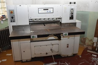 Adast MAXIMA MS 80 Guillotines/Cutters