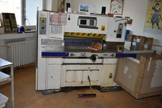 Adast MS 80   2 Guillotines/Cutters