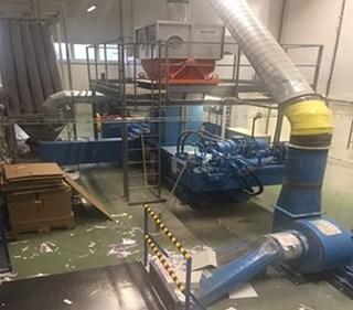 Balemaster EM G   210 Waste handling