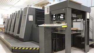 Heidelberg CD 74   4 + L   C Gebrauchte Bogenoffsetmaschinen