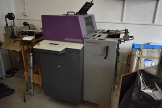 Heidelberg QUICKMASTER QM 46   1 Sheet Fed