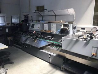 Heidelberg STITCHMASTER ST 400 Saddlestitchers