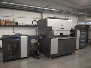 HP INDIGO 7500 Digital Printing