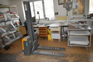 Jungheinrich EJC M10 Lifting Equipment