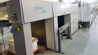 Roland 705 3B LV Sheet Fed