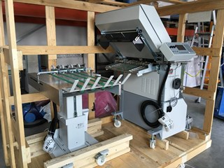 MB MULTIMASTER CAS 52/4 Folding machines