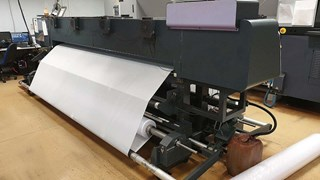 Mimaki JV 5   320 DS Presses Ink Jet