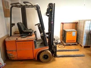 Still R 50   15 Lifting Equipment