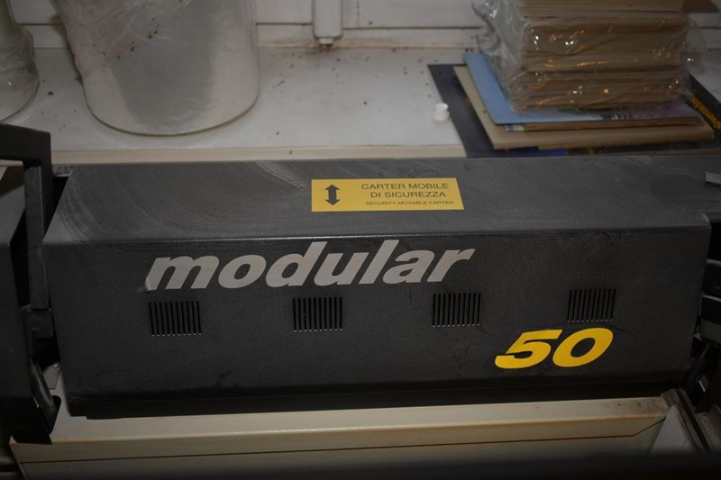 Minipack MODULAR 50 DIGIT