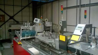 Hugo Beck Super 400 XLM Packing machines