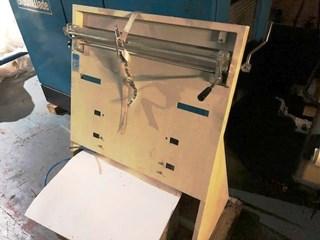 Beil Registersystem PB-S-74/52-HB-M Plate puncher/bender