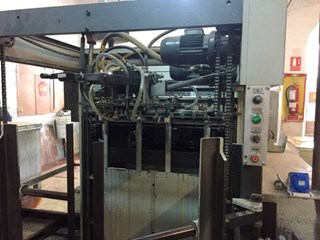 Bobst SP-102 Troqueladoras - Automáticas y Handfed