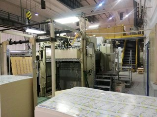 Bobst SP-1420-E Die Cutters - Automatic and Handfed