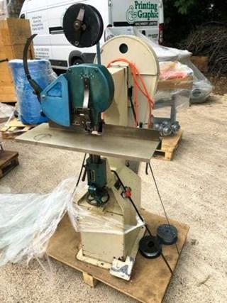 Worsley - Brehmer Ltd Wire Stitcher Cosedoras embuchadoras; Encoladoras / Fresadoras