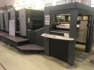 Heidelberg Speedmaster CD-102-5+L Sheet Fed