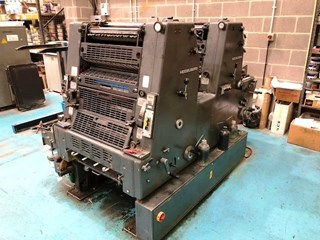 Heidelberg GTO 52 - Z+ Sheet Fed