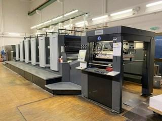 Heidelberg CX-102-5+LX 单张纸胶印机