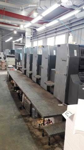Heidelberg SM 74-5 P3 Sheet Fed