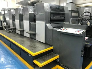 Heidelberg Speedmaster 74-4H Sheet Fed