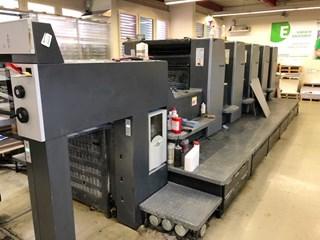 Heidelberg Speedmaster SM 74-5-P-H SE Sheet Fed