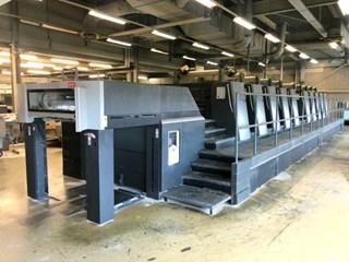 Heidelberg Speedmaster XL-105-10P 单张纸胶印机