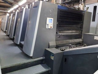 Heidelberg XL 106-8-P 18K Sheet Fed